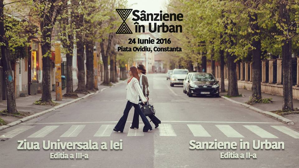 sanziene in urban